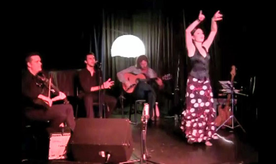 Flamenco Flamenco Fire & Passion at Mullum Drill Hall