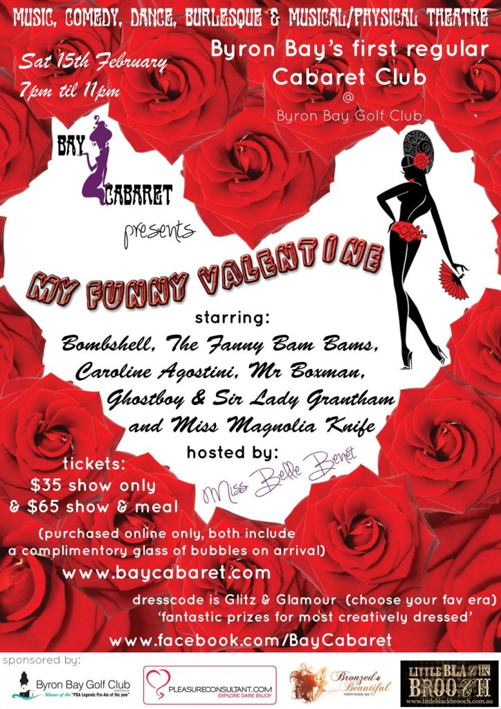 1736929 10153745484120324 1543964323 o 1 724x1024 Bay Cabaret presents My Funny Valentine February 15