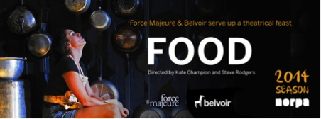 Untitled Force Majeure and Belvoir Serve Up a Feast for the Senses at NORPA