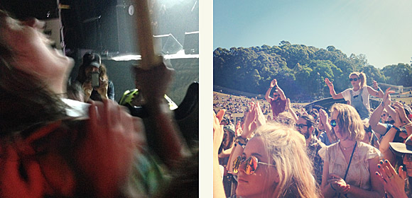 crowds Splendour in the Grass 2014