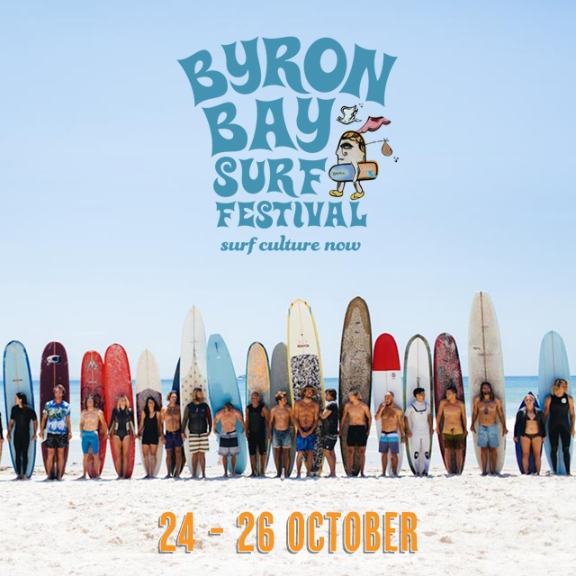 BBSF 2014 promo Program Out Now Byron Bay Surf Festival