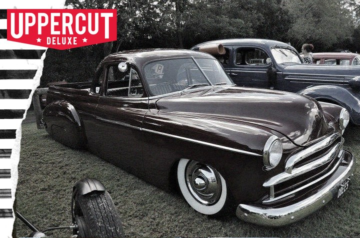 Uppercue Deluxe 51 chevy hute Byron Bay Surf Festival 24 26 Oct 2014