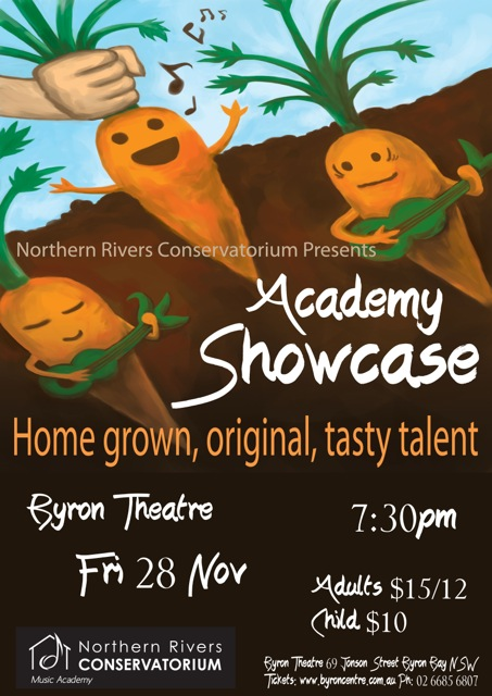 Poster Academy Showcase JPEG NRC Academy Showcase November 28
