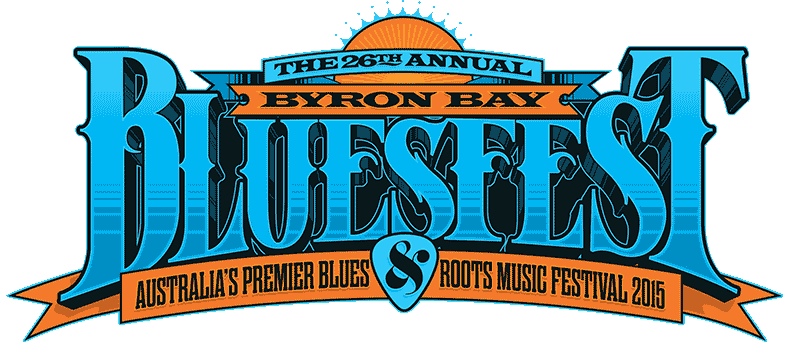 logo BLUESFEST 5TH ARTIST ANNOUNCEMENT