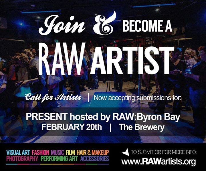 10731003 625076664269404 8471099226253453586 n Become a RAW Artist