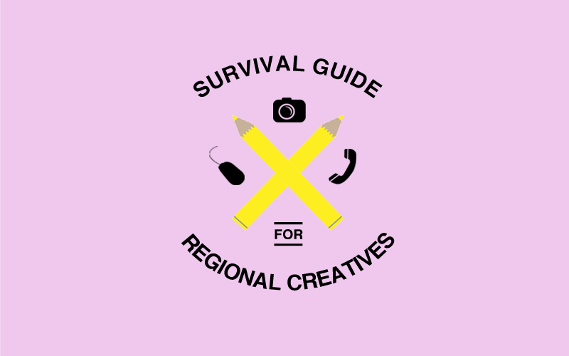 SGRA Header Survival Guide For Regional Creatives