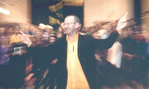 Tony Backhouse   REHEARSING FOR HEAVEN January 25